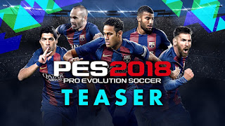 تحميل لعبة بيس 2018 للكمبيوتر برابط مباشر – Download PES 2018 PC
