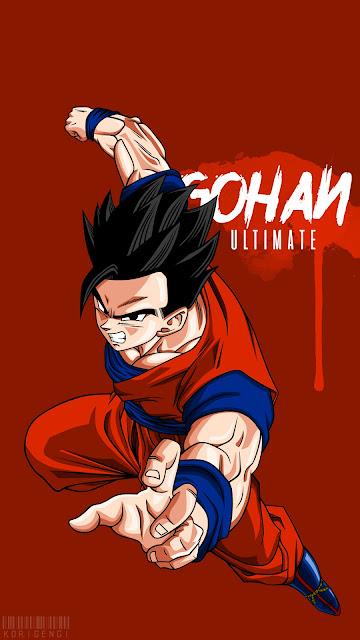 Gohan Ultimate