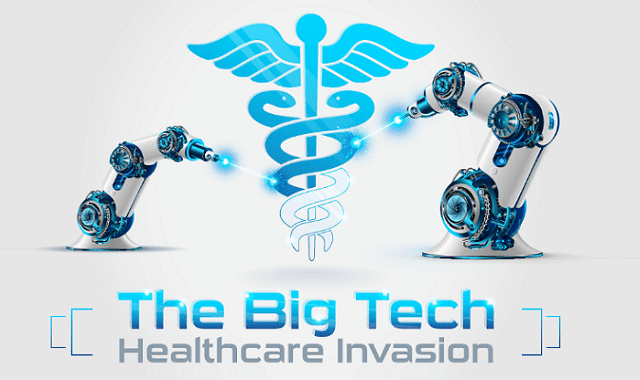 The Big Tech Healthcare Invasion