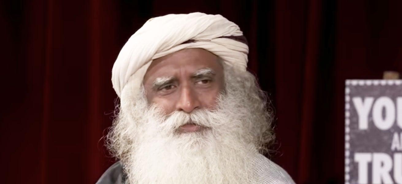 Gurú de la India explica por qué no existe el alma gemela | #video
