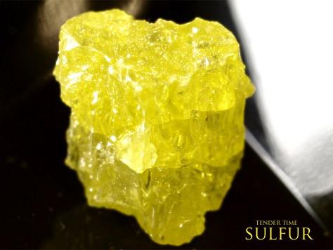 硫黄 Sulfur Bolivia