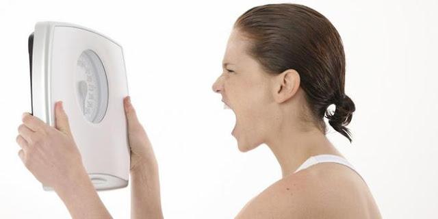 9 Punca Berat Badan Tidak Turun