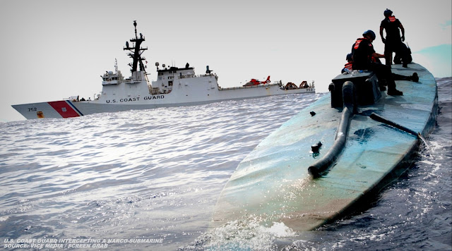 FEATURED | The Curious Cases of Narco-Submarines