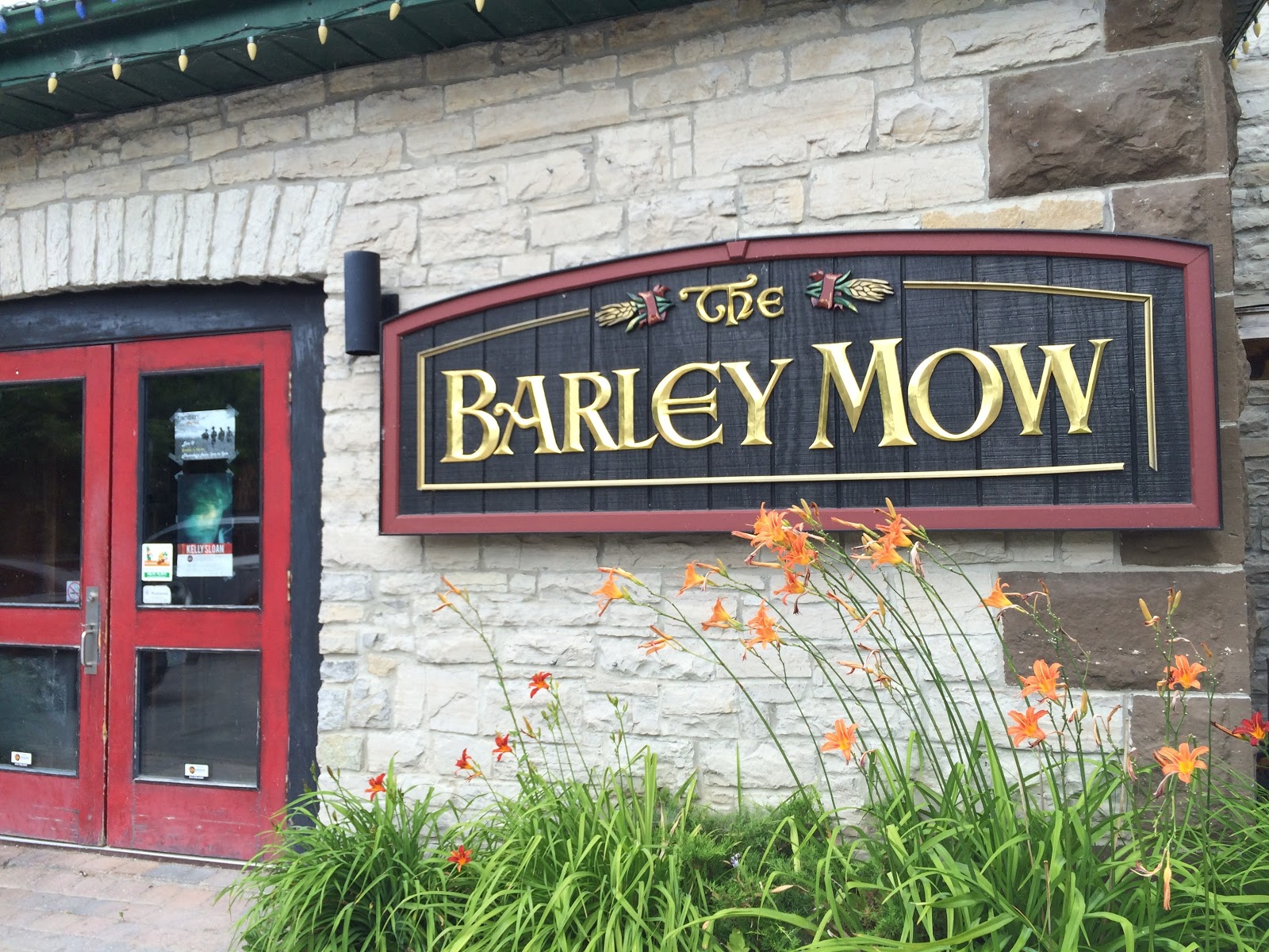 The Barley Mow pub in Almonte, Ontario