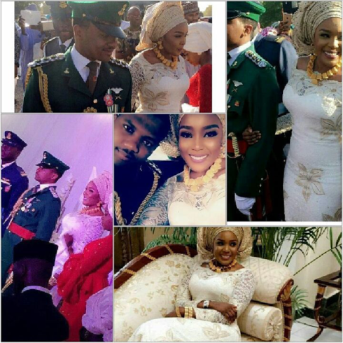Photos from the wedding of Ali Modu Sheriff's daughter