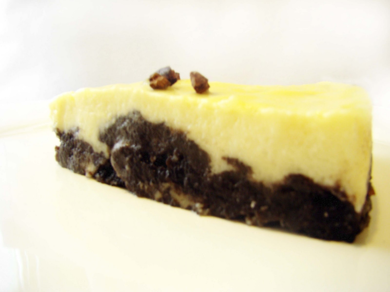 Cheesecake de Yogur y Oreo