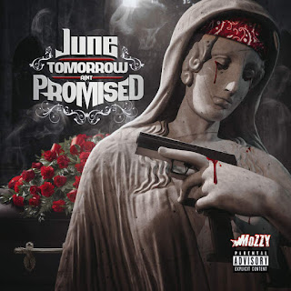 June - Tomorrow Ain't Promised (2016) -  Album Download, Itunes Cover, Official Cover, Album CD Cover Art, Tracklist
