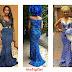 Wedding Dazzle #3: Glam In Blue Asoebi