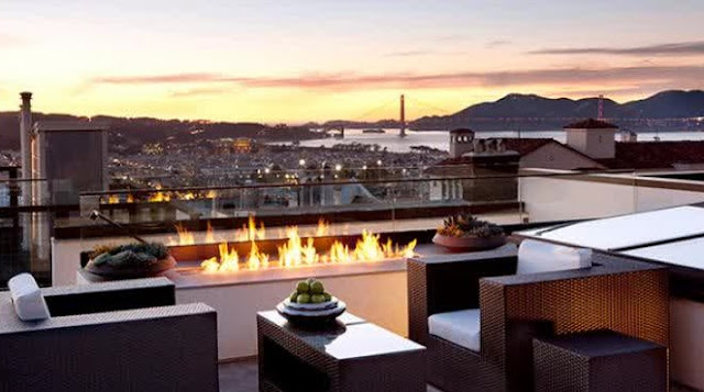 8 Desain Teras Rooftop Ini Bikin Anda Betah Bersantai di Rumah