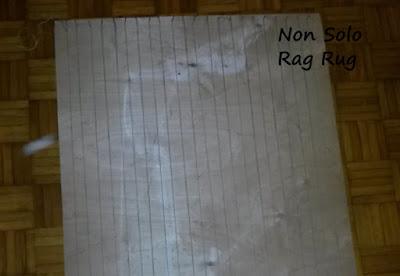 come deve essere il telaio per la lavorazione del tappeto