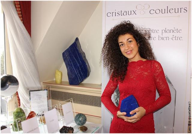 Cristaux&Couleurs - Pré Césars 2017 - Blog beauté
