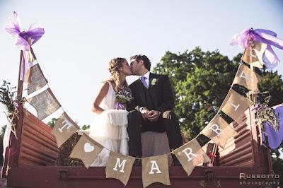 matrimonio country chic viterbo