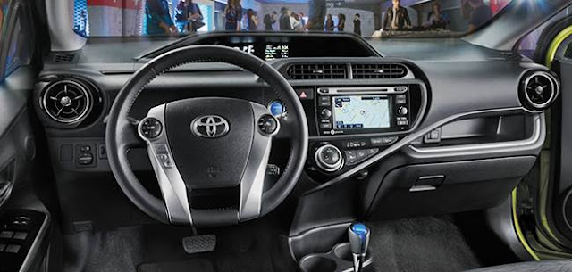 2017 Toyota Prius C Redesign