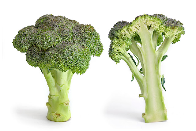Broccoli for Eyes Health & Better Vision