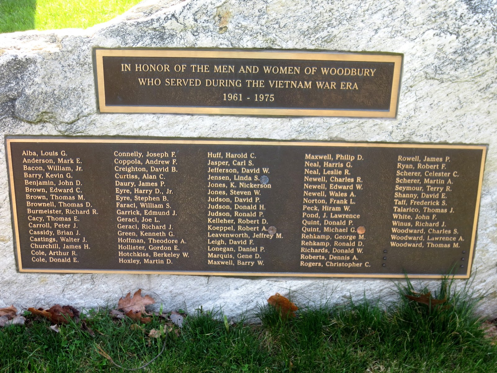 Climbing My Family Tree: War Memorial Honor Roll Project