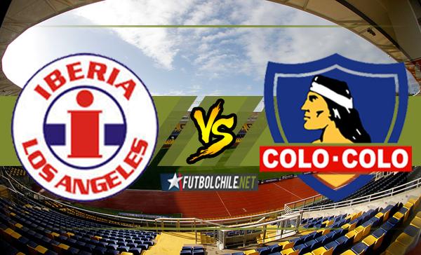 Deportes Iberia vs Colo Colo