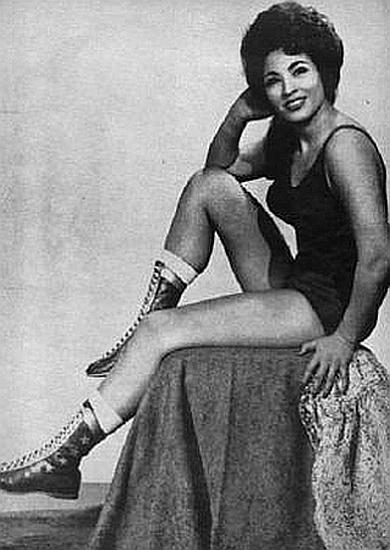 Rita Cortez - Classic Women's Pro Wrestling