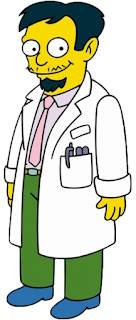 Dr Nick Riviera - The Simpsons - Matt Groening