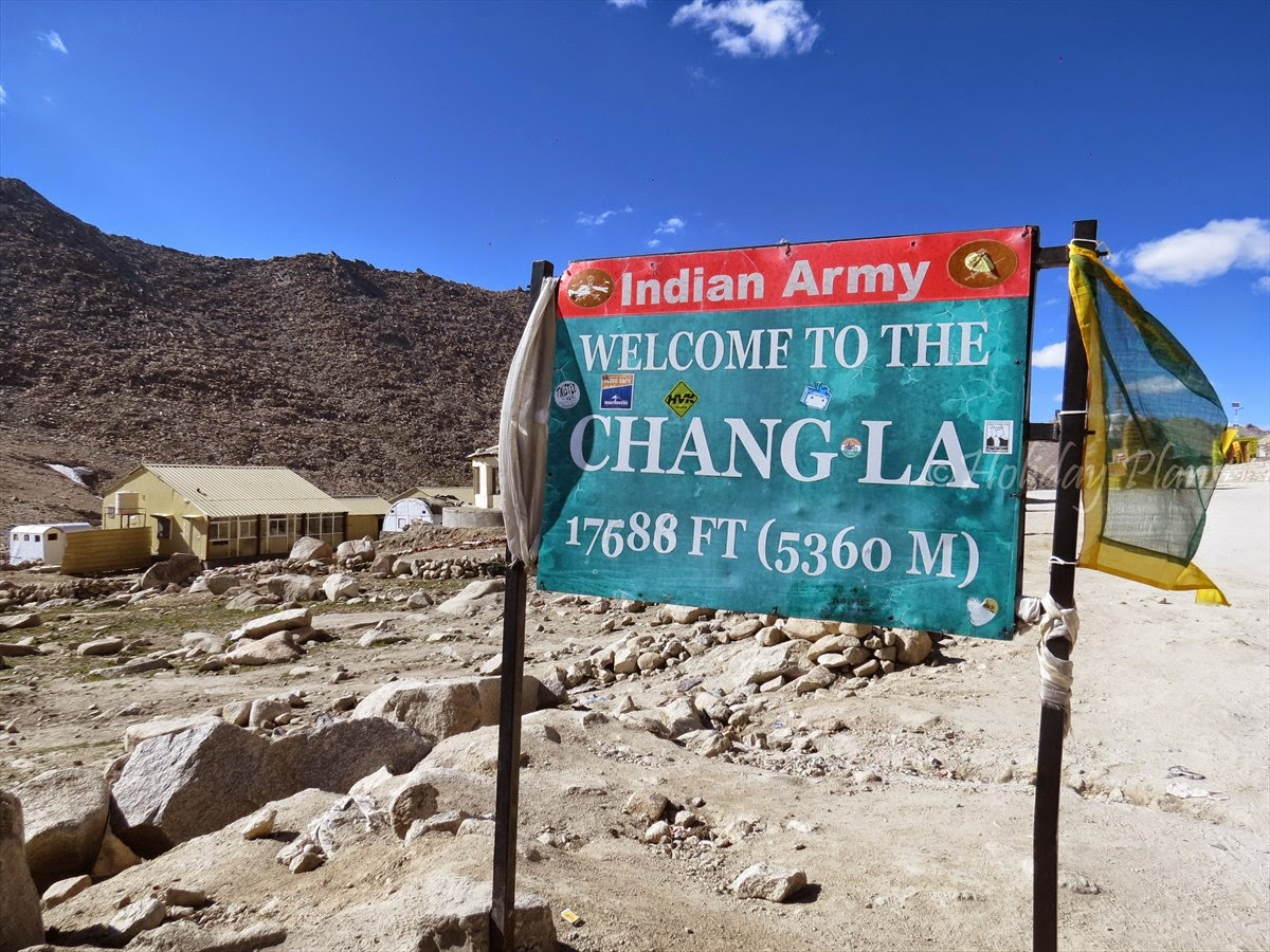Welcome to Chang La!