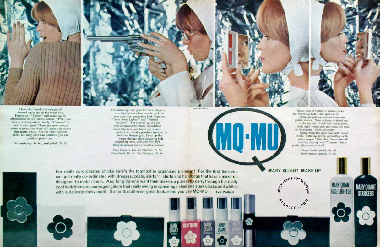Mary Quant Make-Up