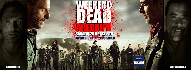 Walking Dead Arequipa