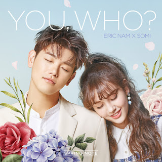 Download Lagu MP3 [Single] Eric Nam, Somi - You, Who?