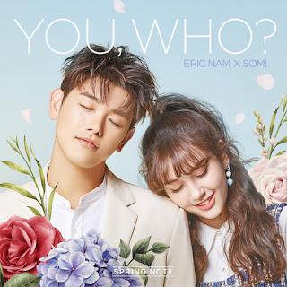 Download Lagu MP3 [Single] Eric Nam, Somi - You, Who?