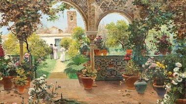 Sevilla. Patios y jardines de Manuel García y Rodríguez