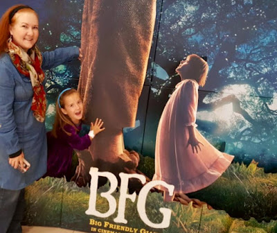 The BFG, Roald Dahl, movie,