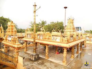 Andhra Sabarimala Ayyappa Swamy Temple Dwarapudi