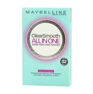 Review dan Harga Bedak Maybelline Clear Smooth