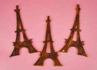 Easy Food Recipes And Cooking Eiffel Tower Cupcake