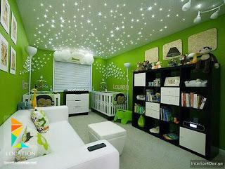 Modern Children's Rooms 32