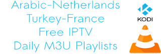 Netherlands France Turkey Arabic Latest Update VLC