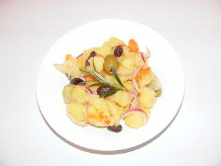retete salata de legume fierte, retete de post, salata de legume, salate, mancaruri de post,