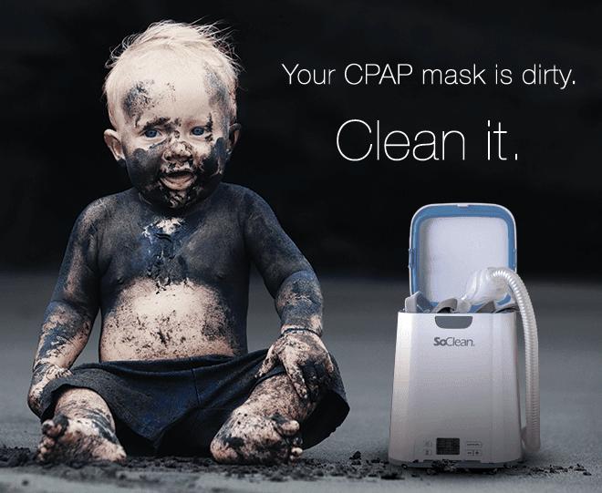 Dezynfekcja i sterylizacja akcesoriów CPAP