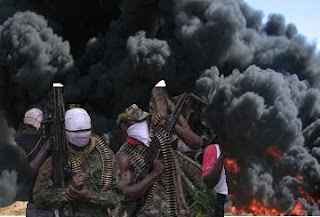 "BREAKING: Militants Just Blow Up SPDC Forcados 48"" Exportline This Morning"