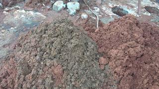 Jenis tanah yang bisa di bor pile manual