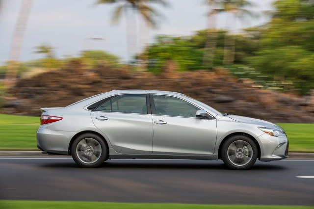 Toyota Camry 2017 Confort ثف Qualité