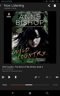 The Others #7: WILD COUNTRY audiobook