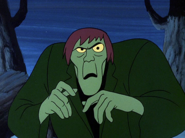 Mick's Blog of Rankings: Scooby Doo - Best Villains