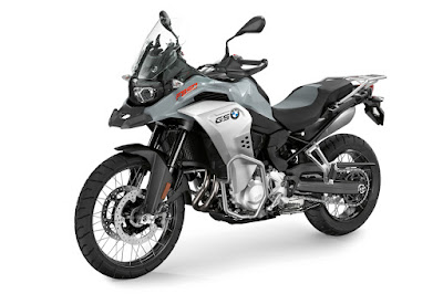 BMW F 850 GS Adventure (2019) Front Side