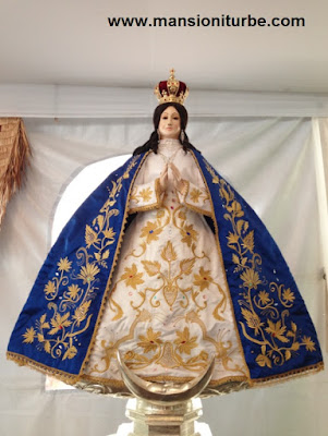 Our Lady of health in Patzcuaro