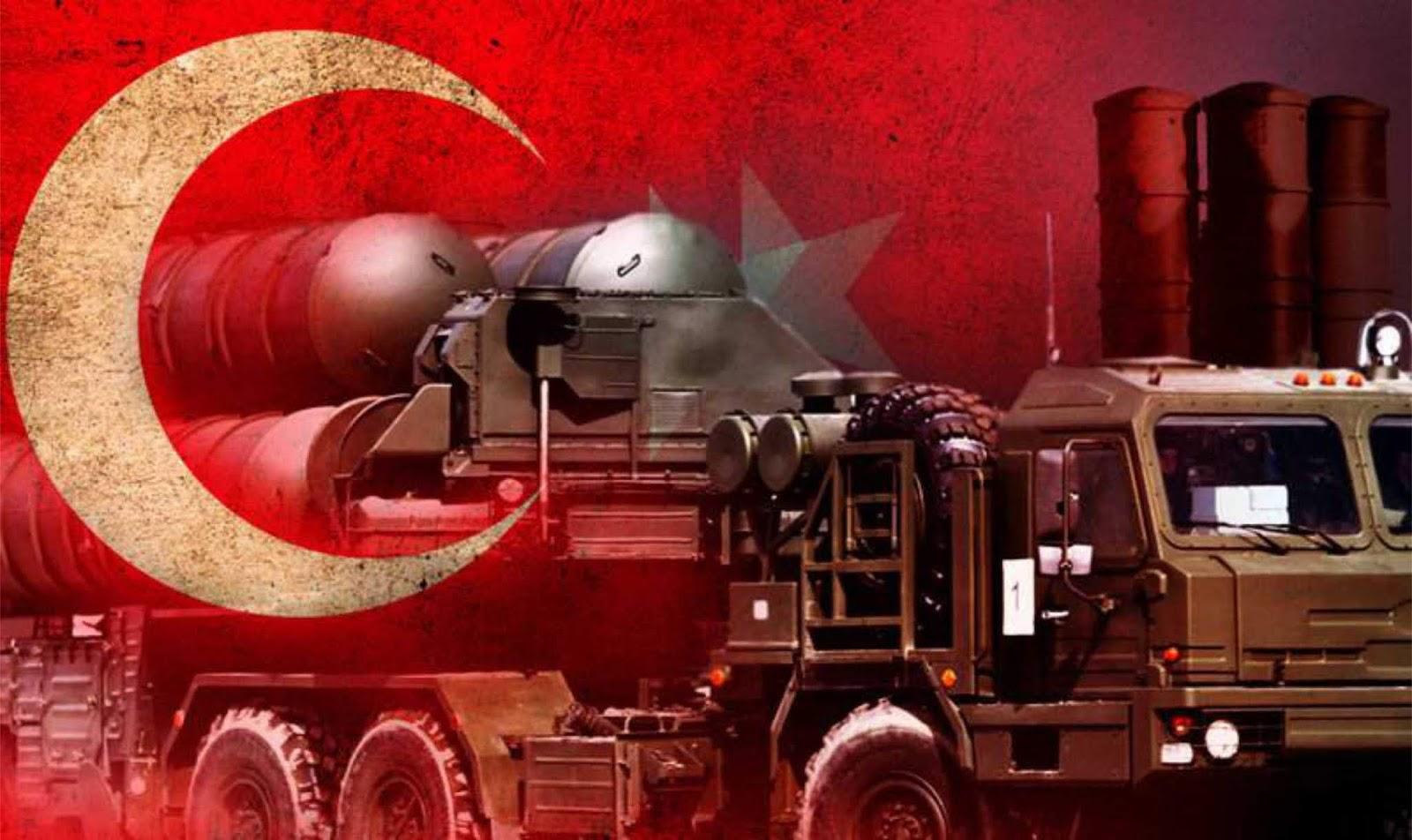 Erdogan mengatakan bahwa S-400 tidak ada hubungannya dengan keamanan NATO