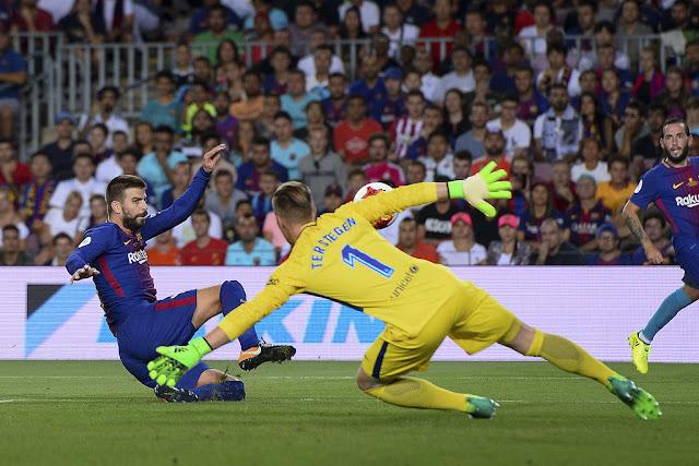 Ronaldo thẻ đỏ, Real Madrid vẫn hiên ngang rời Camp Nou 3