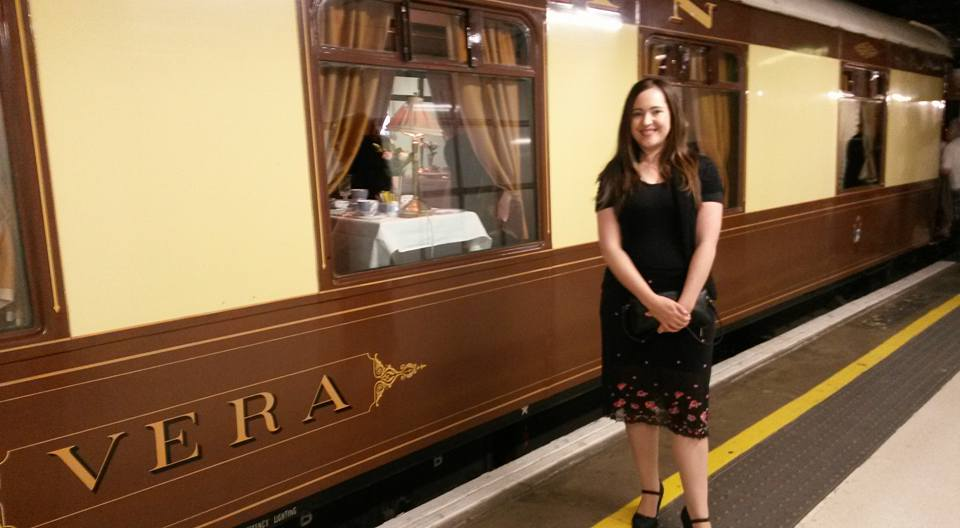 Blooming Fiction A Day On The Orient Express