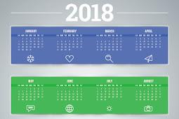 2018カレンダー9