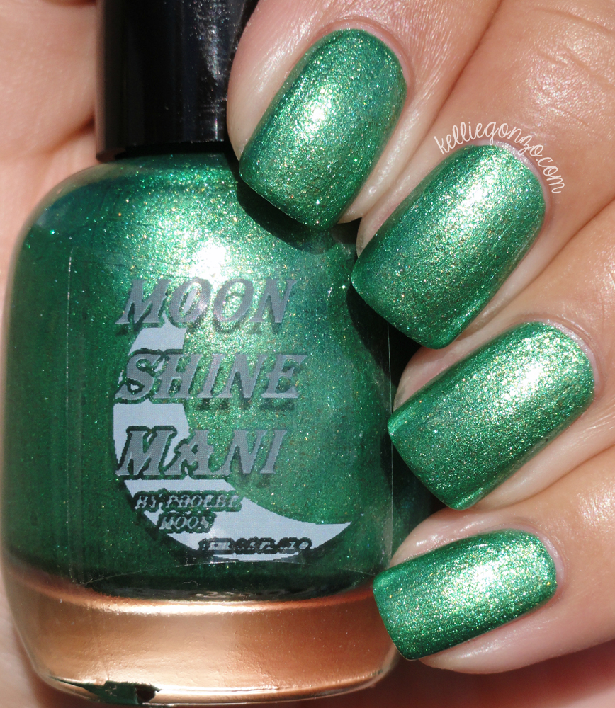 Moon Shine Mani Buddy the Elf