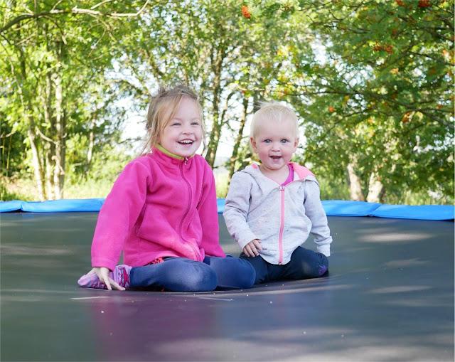 i dětskou trampolínu lze zapůjčit v půjčovně