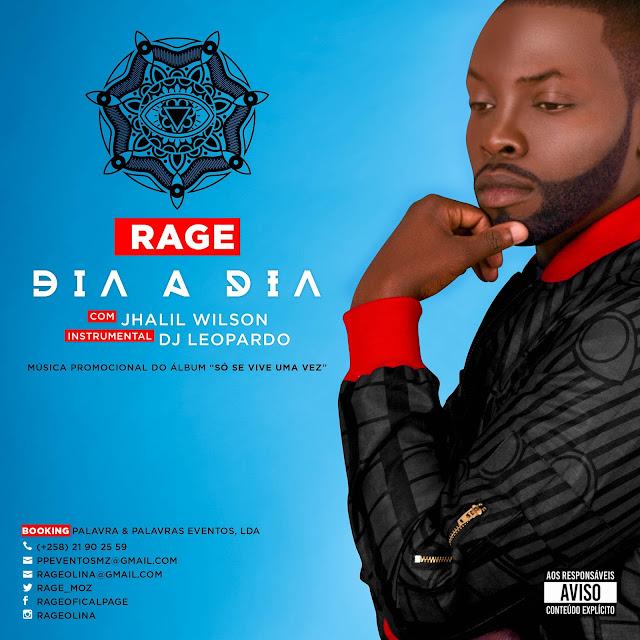 "O rapper moçambicano Rage lança a musica ""Dia a Dia"""